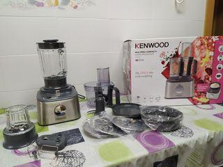 Procesador de alimentos Kenwood Multipro compact+