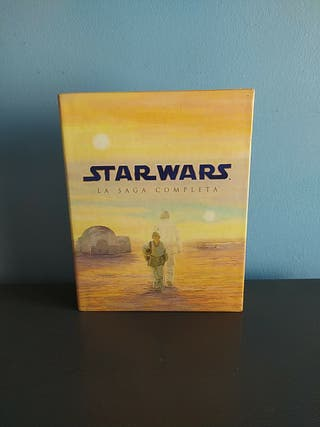 Star wars La saga completa Bluray
