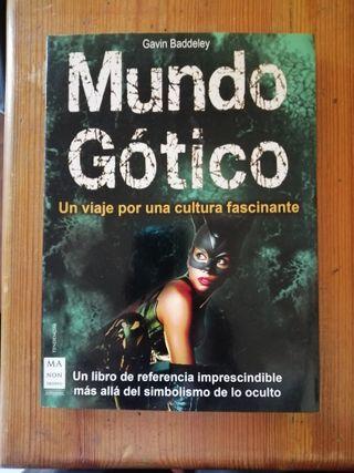 Regalo libro Mundo Gótico