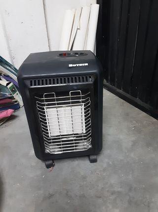 Mini estufa de gas