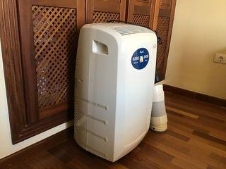 Aire acondicionado portátil Delonghi