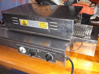 salamandra/tostadora electrica profesional