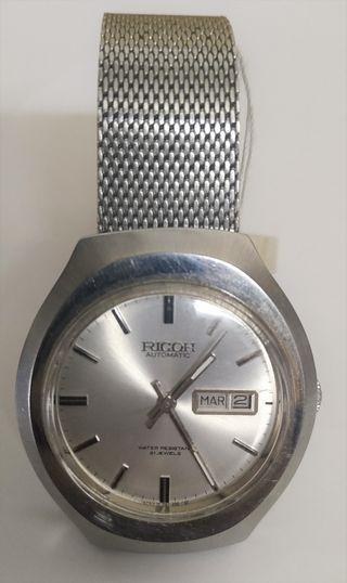 Reloj de pulsera automático con dietario - RICOH