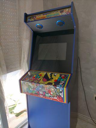 consola retro videojuegos