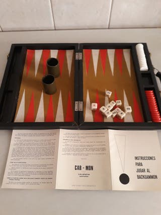 Backgammon de 1975
