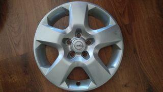 """Tapacubos Opel Astra/Vectra/Zafira 16"""""""