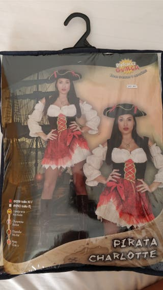 disfraz pirata charlotte