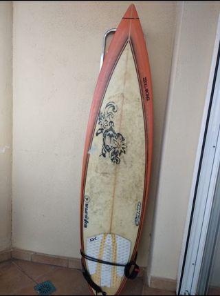 Tabla de surf, sharper Eukaliptus, Zulmar