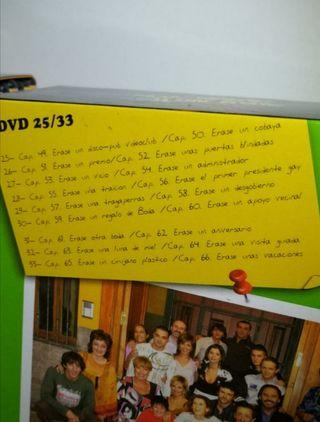 Dvd's ANHQV 3a temporada