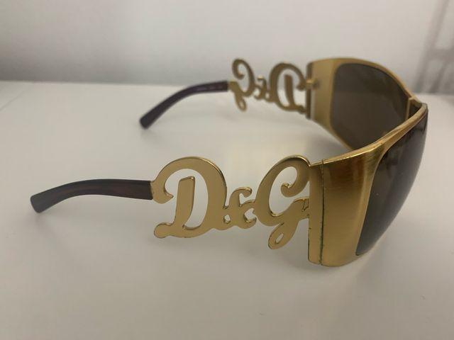 Gafas de sol dolce & gabana originales
