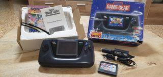 Sega Game Gear Completa con juego