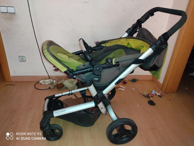 Carrito de bebé Jané Rider