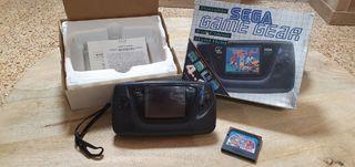 Sega Game Gear Perfecto Estado con Caja