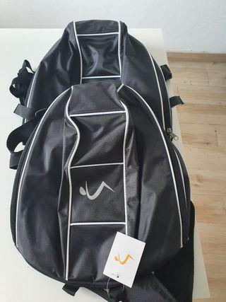 2 mochilas para casco
