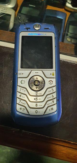 telefono Motorola antiguo