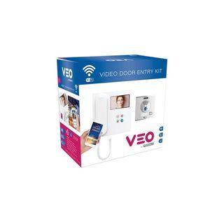 Kit videoportero WIFI DUOX PLUS 1 vivienda