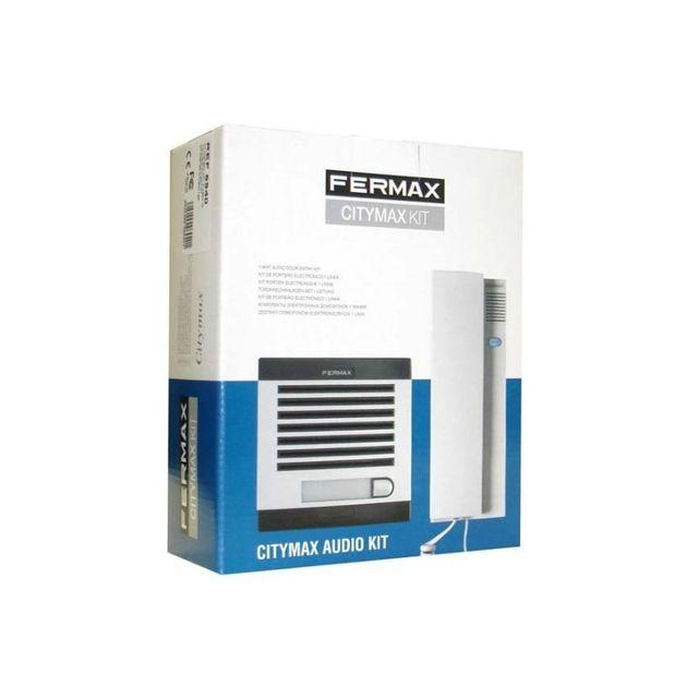 Fermax Kit portero automatico Citymax 1 vivienda