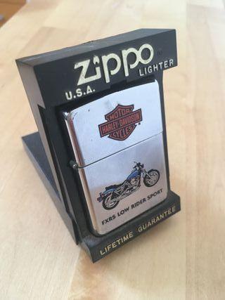 Encendedor ZIPPO H.Davidson - Original made in USA