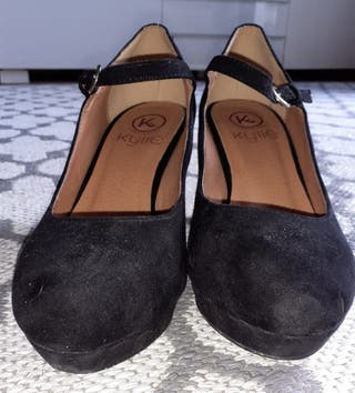 zapatos mujer salon 38