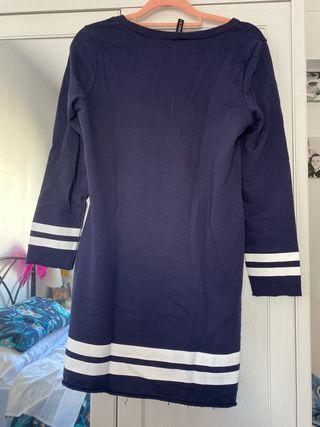 Vestido sudadera 36