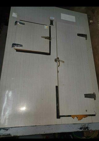 Cámara frigorífica frutería