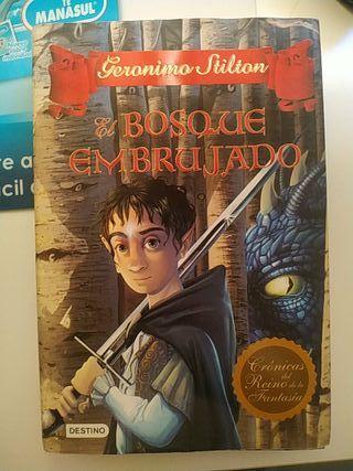 Gerónimo Stilton y El Reino de la Fantasía