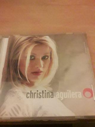 christina aguilera cd musica, 7 euros envios.