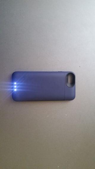 Funda con Bateria Iphone 7