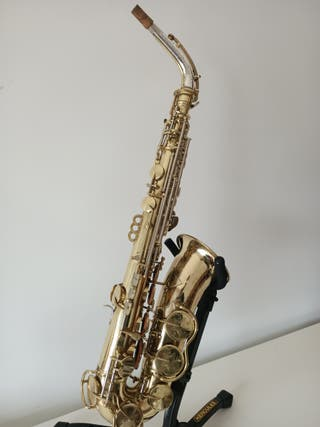 Saxofón alto King Zephyr Special