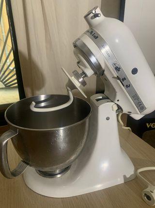 kitchenAid artisan amasadora profesional
