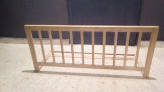 vendo valla infantil madera