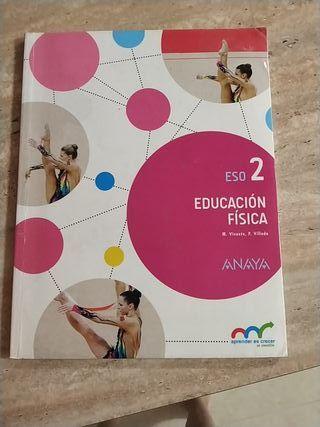 libro Educación Física ESO 1 y 2