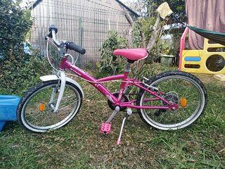 Bicicleta B-Twin niña
