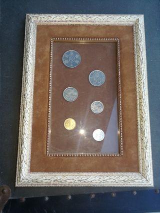 colección de monedas de españa 82