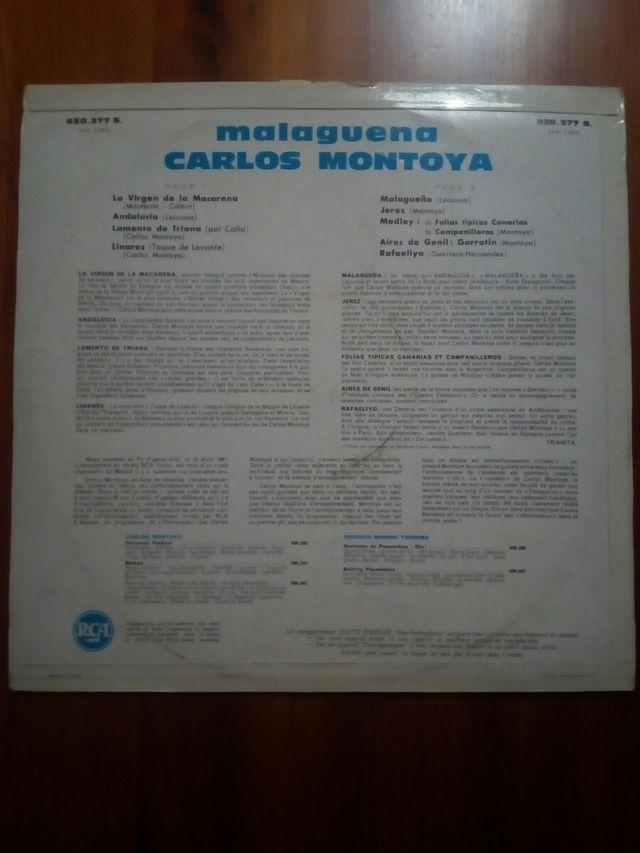 Carlos Montoya - Malagueña