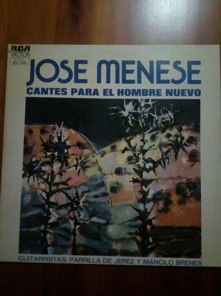 Jose Menese - Cantes para el hombre nuevo