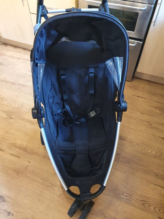 Quinny 3 wheeler stroller