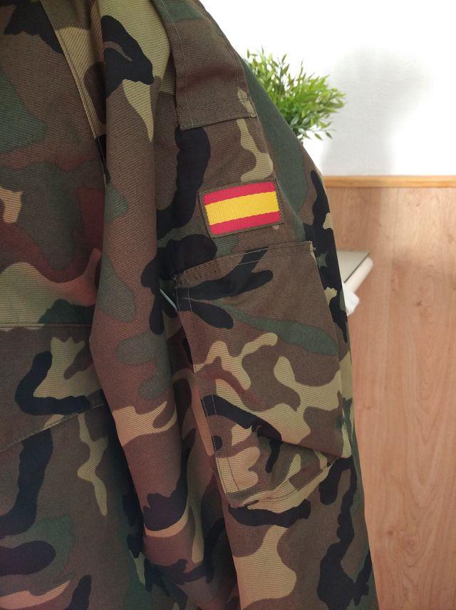 Chaquetón del Ejército