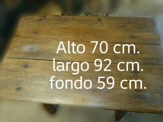 mesa tocinera