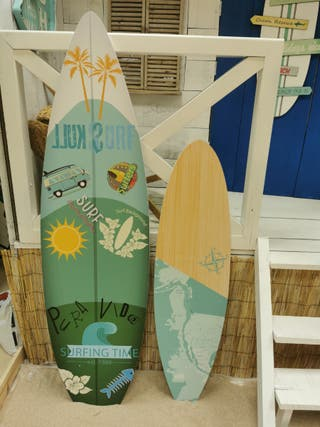 Tablas Surf decoración