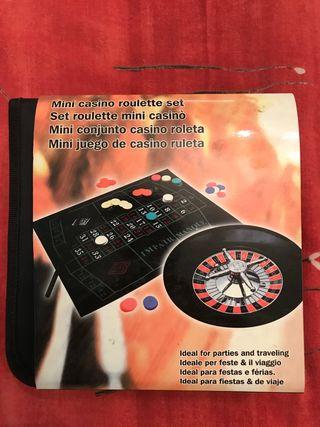 Juego póker y ruleta
