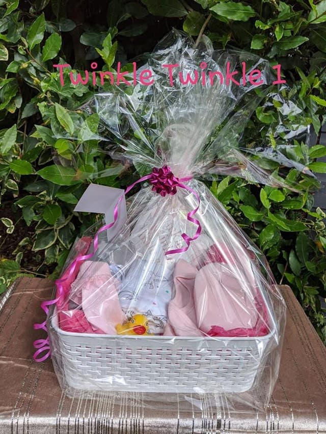 Baby Girl Gift Hampers