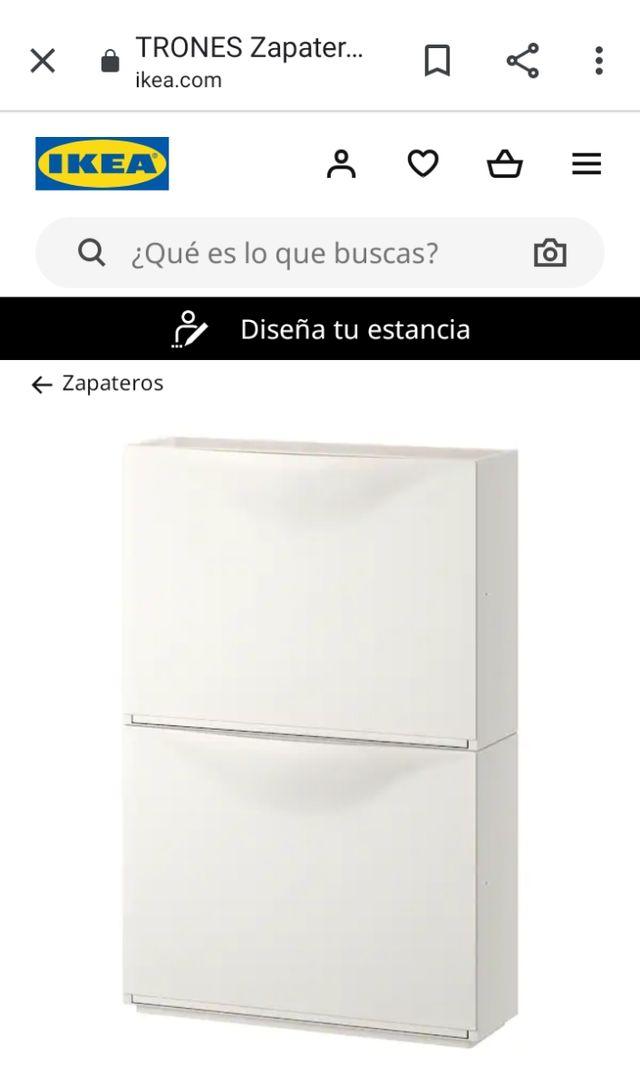 Trones Ikea