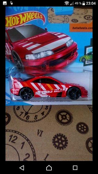 custom '01 Acura Integra GSR Red