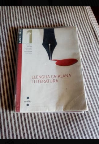 Lengua catalana i literatura 1 bachillerato