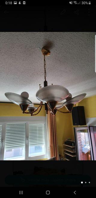 Se vende lampara de techo