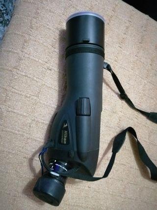 telescopio Nikon RaIII 65 WP