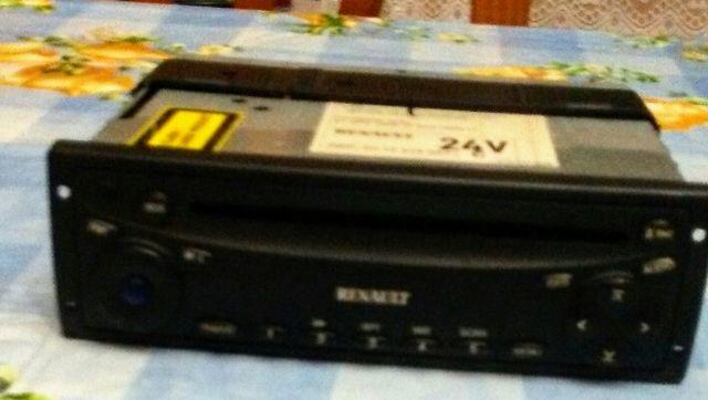 radio cd camion renault magnum