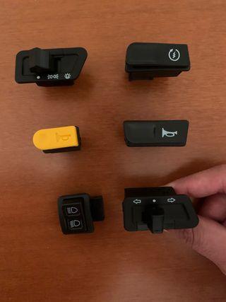 Switch interruptor conmutador moto Sym / Kymco 125