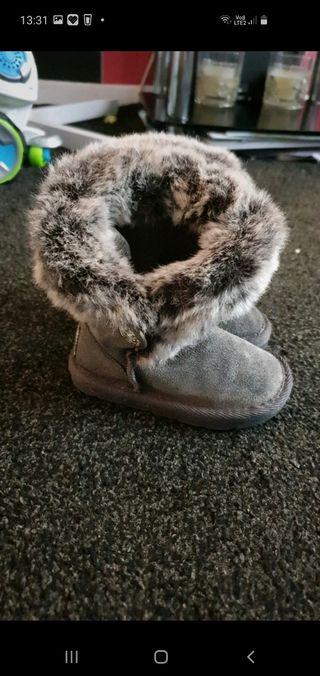 next infant boots